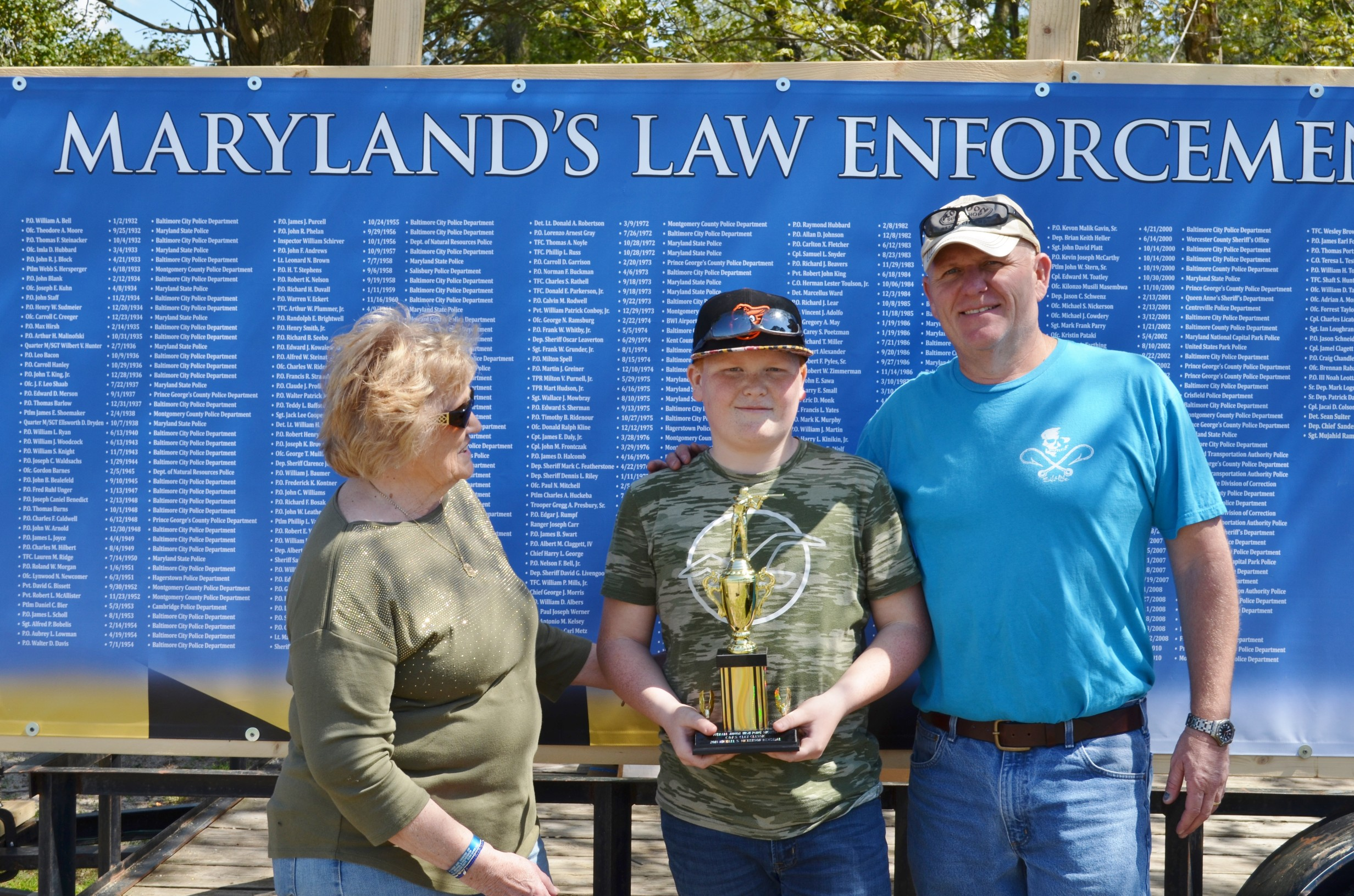 Police Survivors in Maryland Event Photos | COPS MD