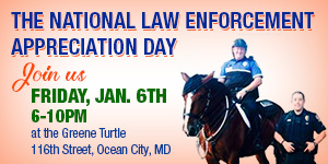 The National Law Enforcement Appreciation Day