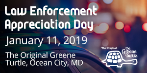 Law Enforcement Appreciation Day January 11, 2019